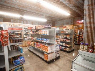 Store Food Isles